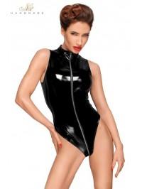 Body vinyle avec zip...