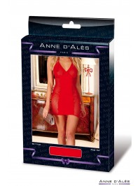 Robe rouge Dernier Tango -...
