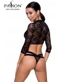 Body Leticia seins nus - Noir