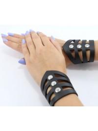Bracelets en cuir Xena Pointe